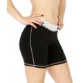 Wholesale P05 Contrast waistband yoga shorts IV