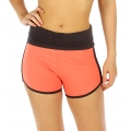 wholesale B12 Cotton dolphin shorts Grey/Coral