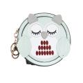 Wholesale O61 Sleepy owl keychain/coin purse GN