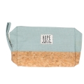 Wholesale T10B Cotton blend eco-friendly pouch with side handle MT