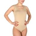 Wholesale M37B Solid sleeveless bodysuit Khaki