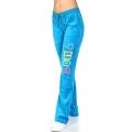 wholesale K57 GVP07 Cotton velour pants print TQ