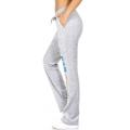 wholesale K57 GVP08 Cotton velour pants print Grey