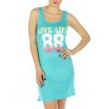 wholesale K22 Number printed sleep shirt TQ fashionunic