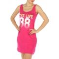 wholesale K22 Number printed sleep shirt FS fashionunic