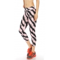 Wholesale P03 Faded stripe active leggings PINK
