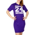 Wholesale A15A DREAM 23 SEVEN nightshirt Purple