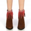 wholesale N46 Tribal bead tassel anklet MT fashionunic