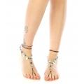 wholesale N42 Bohemian look barefoot sandal WSTQ