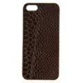 wholesale N38 Croc cell phone case Brown fashionunic