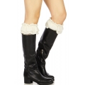 Wholesale R19 Ruffles & lace boot toppers W