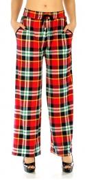 Wholesale A09 Palazzo pants check