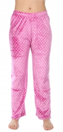 Wholesale U08 Pajama pants Stars Violet