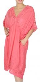 Wholesale K20A Empire waist cutout dress Plus Size BLACK