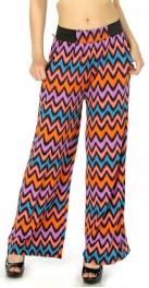 wholesale C10 LGS030 Wide band palazzo pants fashionunic