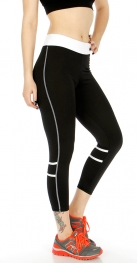 Wholesale P03 Active waist colorblock yoga pants WT