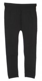 Wholesale C14B Junior solid fleece leggings Black