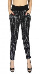 wholesale E40 Two pocket leggings Heart Black
