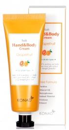 Wholesale WA00 KONAD Soft Hand & Body Cream GRAPEFRUIT
