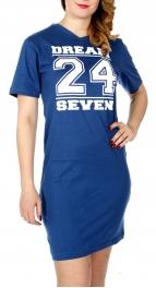 Wholesale A15A DREAM 23 SEVEN nightshirt Blue