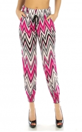 Wholesale M07 Chevron bedouin light pants PP fashionunic
