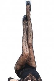 wholesale L71 rhombus abstract fishnet pantyhose