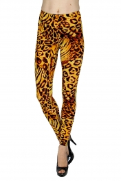 wholesale L25 YL animal premium leggings Regular