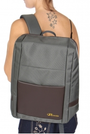 Wholesale U11C Laptop backpack Gray