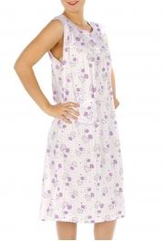 wholesale M02 Cotton blend heart nightgown PP XL