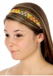 wholesale L33 Bead hair band BH0518 fashionunic