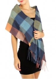 wholesale P28 New Wool Scarf 29336 fashionunic