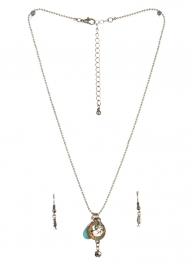 wholesale Hope theme pendant necklace set PTMT fashionunic
