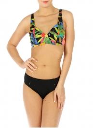 wholesale K77 Tropical 2 pieces swimsuit OR/FS