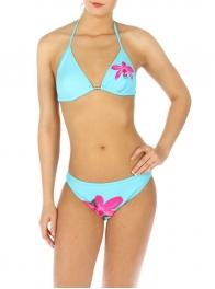 wholesale K77 Single flower bikini swimsuit TQ/FS L