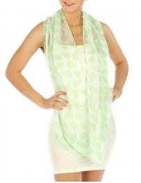 wholesale H01 Dozen sheer pastel berry infinity scarves