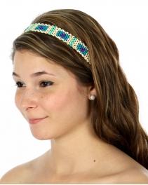 wholesale N32 Bead hair band BH0534AS fashionunic