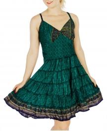 Wholesale I41A Ruffle Truffle Style Dress