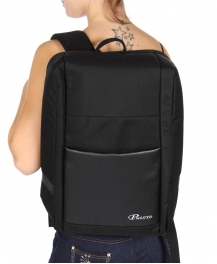 Wholesale U11C Laptop backpack Black