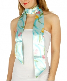 Wholesale G06D Tulip Print Sash Belt AQ