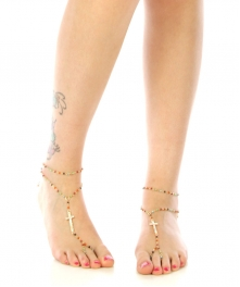 wholesale N46 Cross barefoot sandal GMT fashionunic