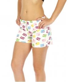wholesale K77 Printed cotton pajama shorts Letters