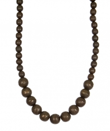 Wholesale N40D Brass Beads 36'' Necklace C