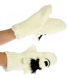 wholesale N27 Animation Knit Gloves Lion fashionunic