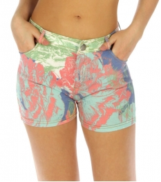 wholesale A11 Cotton blend abstract short pants