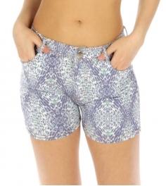 wholesale A11 Cotton blend short pants Lavender