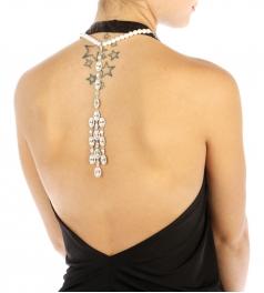 wholesale N36 Stone Back Jewerly BACK6RC fashionunic
