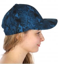 Wholesale P18C Cool Snake Pattern Snapback Hat TL