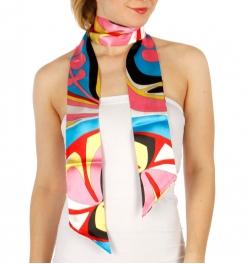 Wholesale G06D Pucci Pattern Sash Belt FS