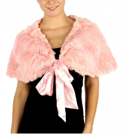 wholesale S05 Rabbit Capelet PK fashionunic fashionunic
