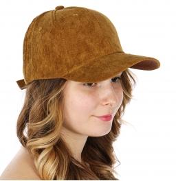 Wholesale R08E Solid corduroy baseball cap BLK